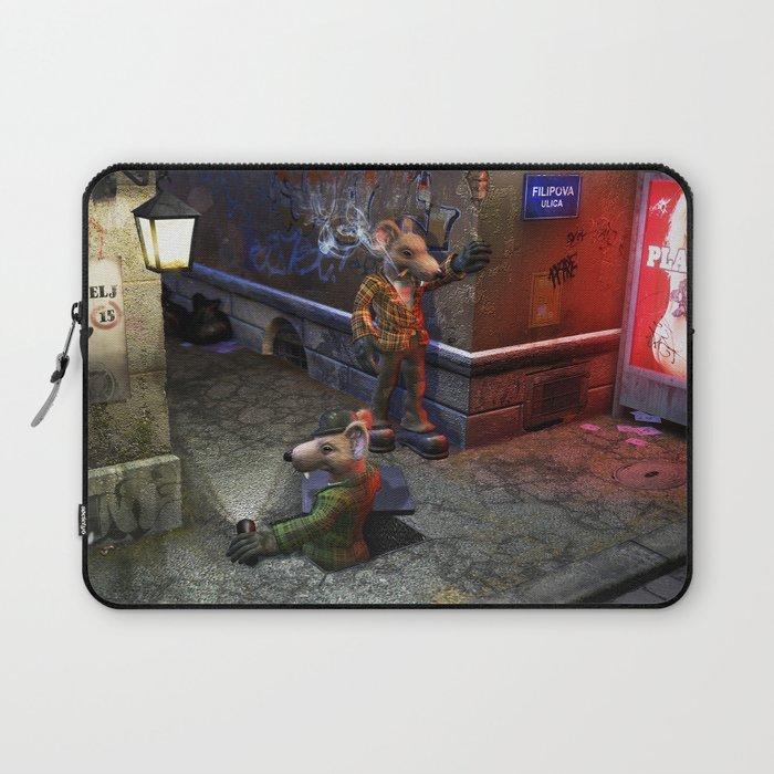 Izbavitelj - The Rat Saviour Laptop Sleeve