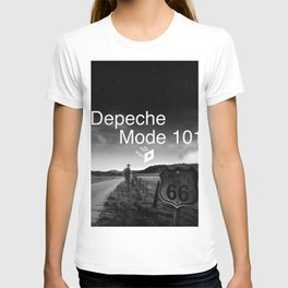 Depeche 101 Mute Promo T-shirt