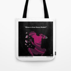 No277-007 My Diamonds Are Forever minimal movie poster Tote Bag