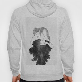 You are my peaceful heaven. Hoody