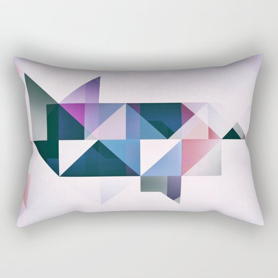thlysh Rectangular Pillow