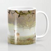 bambi Mugs featuring Bambi by Sirli Raitma Photography