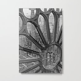 Sagrada Familia - Barcelona, Spain Metal Print
