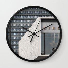 Kino International Berlin Wall Clock
