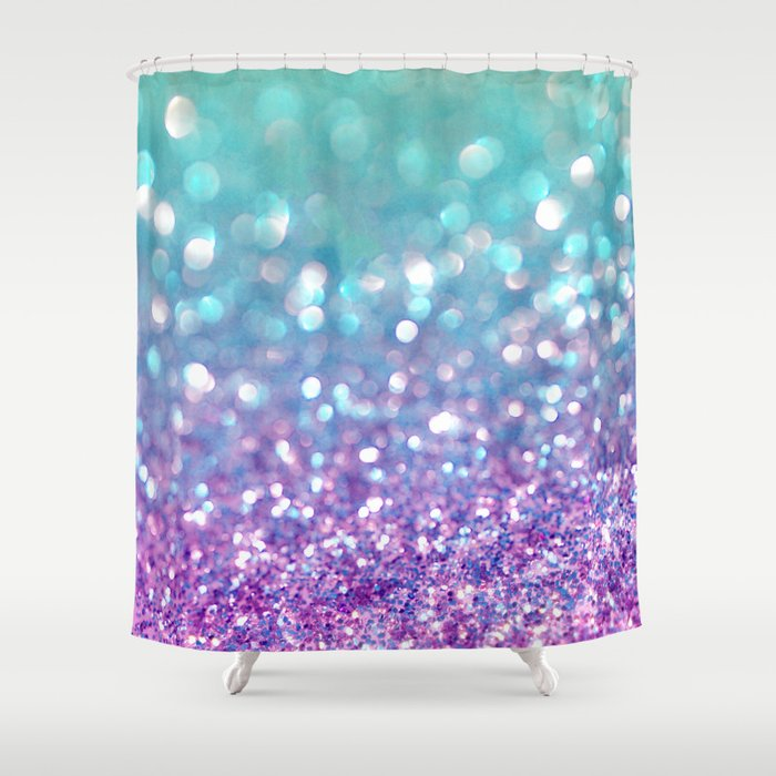 Tango Frost Shower Curtain
