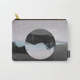 The Canyon Grey Style Carry-All Pouch