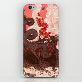 Dragonslayer II iPhone Skin