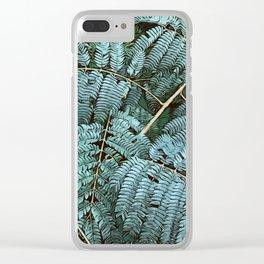 Jungle Jamboree Clear iPhone Case