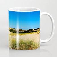 dune Mugs featuring Dune by cirqueduchloe