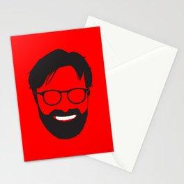 Jurgen, the man Stationery Cards