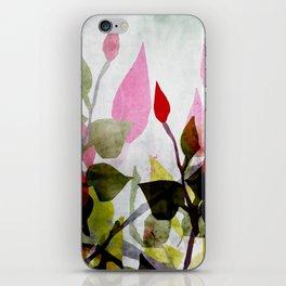 Rosebush iPhone Skin