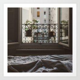 Paris 52 Art Print