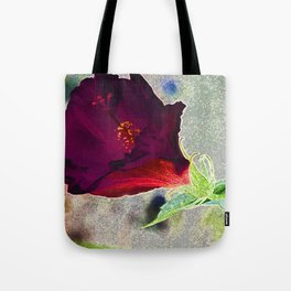 Lucky Flower Tote Bag