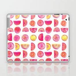 Fresh Citrus Laptop & iPad Skin