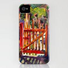 Red Gate iPhone (4, 4s) Slim Case
