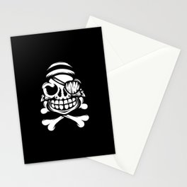 Jolly Pirate Stationery Cards