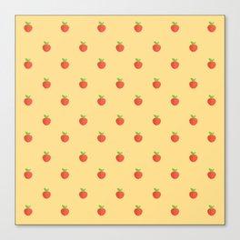 Cherry berry Canvas Print