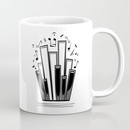 Piano Coffee Mug
