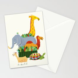 Pet Sounds / Zoo Fun Stationery Cards