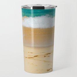 Shoreline Beach Travel Mug