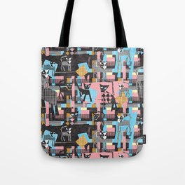 Picasso's cats Tote Bag