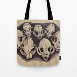 Here Kitty Kitty... Tote Bag