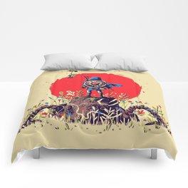 Zelda Breath of the Wild Art Japan Videogame Comforters