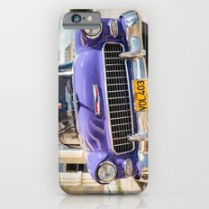 Purple Chevy iPhone 6s Slim Case