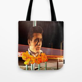 James Dean Fly by Night Tote Bag