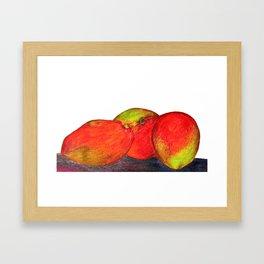 Mangos Framed Art Print