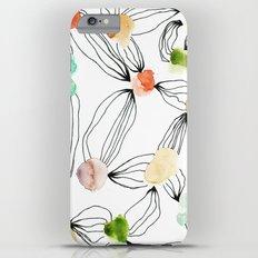 FLOWERBOMB iPhone 6 Plus Slim Case