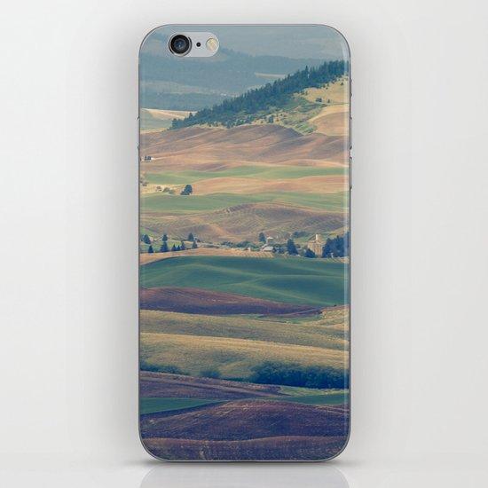 The Palouse iPhone & iPod Skin