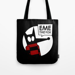 Eme - Black Tote Bag