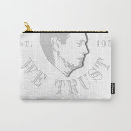 In Buscemi We Trust Carry-All Pouch