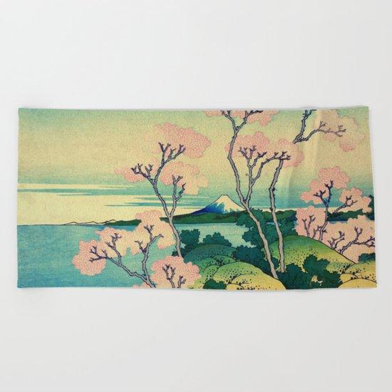 Kakansin, the Peaceful land Beach Towel
