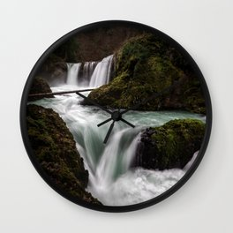 Spirit of the Forest [Horizontal] Wall Clock