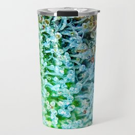 Key Lime Pie Blue Dream Strain Travel Mug