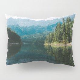 Looks like Canada II - Landscape Photography Pillow Sham