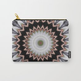 Abstract twined mandala Carry-All Pouch