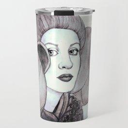 Bolaño by Caleis  Travel Mug