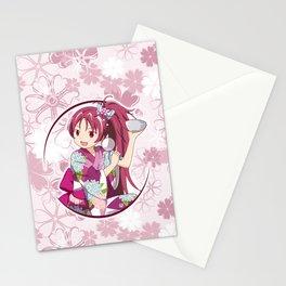 Kyoko Sakura - Yukata edit. (rev. 1) Stationery Cards
