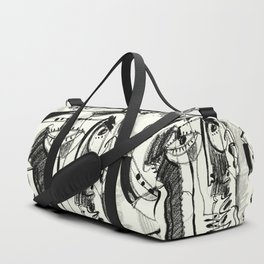 Waiting for Salvation Duffle Bag