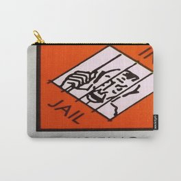 In Jail Carry-All Pouch