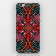 Mandala #2 iPhone & iPod Skin