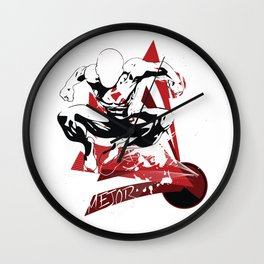 Mejor Fitness Man Wall Clock