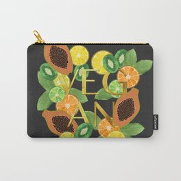 Vegan Fruit Carry-All Pouch