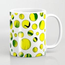 Dotty white Coffee Mug