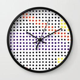 Spy Glass Wall Clock