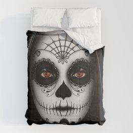 Das Gesicht Comforters