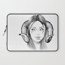 Demon Girl Laptop Sleeve